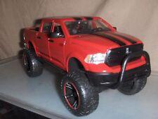 Toy Jada Dub 1:24 2014 Ram 1500 Off Road Truck - Red