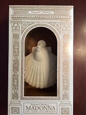 "Margaret Furlong Madonna of the Flowers 6"" Christmas Ornament W/ Box & Stand"