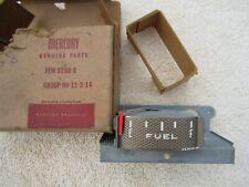 1958 Mercury NOS Gas Fuel Indicator Gauge