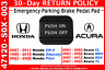 Genuine OEM Honda Emergency Parking Brake Pedal Pad CR-V Odyssey Pilot