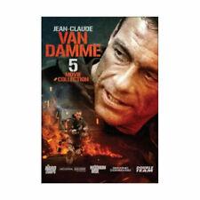Jean-Claude Van Damme DVD 5 Movie Pack
