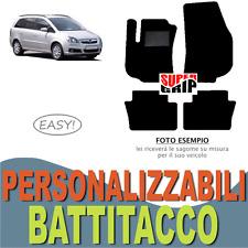 PER OPEL ZAFIRA (B) TAPPETINI AUTO SU MISURA IN MOQUETTE CON BATTITACCO | EASY