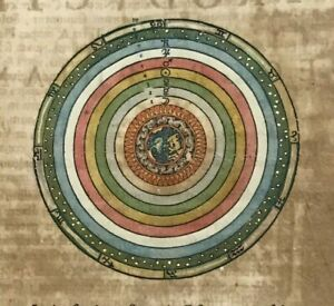 ASTRONOMY 1662 JOAN BLAEU RARE LARGE ANTIQUE CELESTIAL MAPS 17TH CENTURY