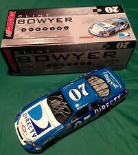 2006 Clint Bowyer DirecTV Rookie 1/24 SIGNED Action Diecast 2,328