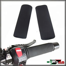 Strada 7 Motorcycle Soft Grip Covers for Honda MSX125 Grom CBR125R CBR125