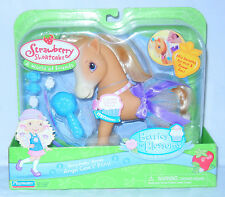 NEW MIB RARE Strawberry Shortcake Ponies ~*Berry Pretty Angel Cake's Pony!*~