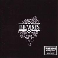 THE VINES - VISION VALLEY CD ~ GARAGE PUNK POP *NEW*