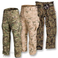 HELIKON SFU TROUSERS SPECIAL FORCES TACTICAL PATROL PANTS SAS MENS COMBAT CARGOS