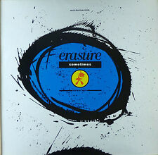 Erasure - Sometimes - Maxi LP - washed - cleaned - # L 1608