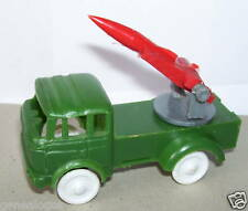 OLD SESAME CAMION BERLIET LANCE MISSILE MILITAIRE