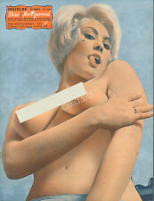 PARIS  HOLLYWOOD  422  NUE  DE 1960/70 - ÉROTIQUE- TEASE -NEUF .RARE -