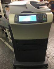 HP Laserjet 4345mfp A4 Multifunction Laser Printer Network Scan Fax Copy Duplex