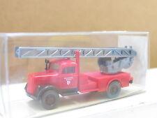 Wiking 18 862 Opel Blitz Feuerwehr DL Berufsfeuerwehr Mannhein OVP (U3550)