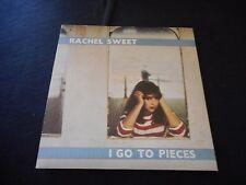 Rachel Sweet, I Go to Pieces - 1979 UK Stiff 45 - BUY 44
