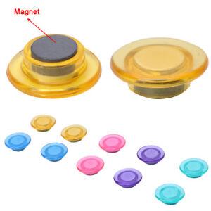 Button Magnets 3cm Strong Fridge Memo Magnet Notice Board