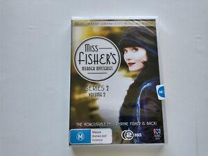 Miss Fishers Murder Mysteries Series 2  VOLUME 2 DVD