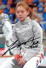 YOON Jisu - KOR - Olympia 2020 - Fechten - BRONZE - Foto sig.