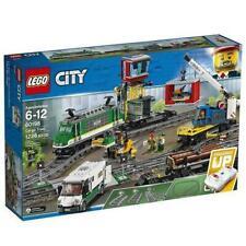 LEGO City: Cargo Train - 60198 [Building Set Toy 1226 Pieces Remote Control] NEW