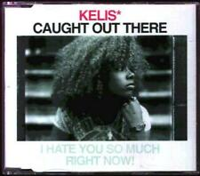 KELIS Caught Out There  CD 3 Tracks Inc Neptunes Extd Mix+Suspended