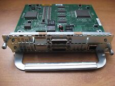 Cisco NM-1FE-2CE1-B/U 1-Port Fast Ethernet 2-Port E1/ISDN PRI Network Module