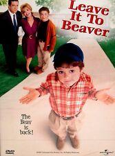 Leave it to Beaver NEW! DVD,FREE SHIP! MOVIE,CHRISTOPHER McDONALD,JANINE TURNER