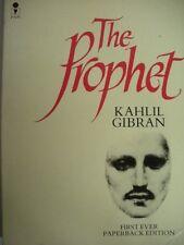 The Prophet,Kahlil Gibran- 9780330262200