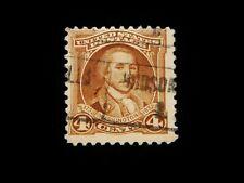 Vintage Stamp, UNITED STATES, 1932 GEORGE WASHINGTON 4 CENT BICENTENNIAL, # 709