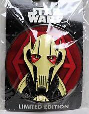 NEW Walt Disney Imagineering WDI Star Wars Villains GENERAL GREVIOUS Pin LE 300