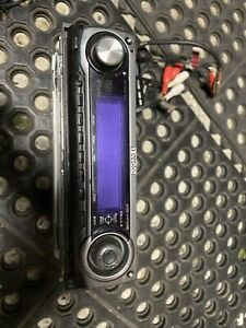 KENWOOD KDC-MP635 Stereo Receiver Cd Player No Harness Sat HD Radio Mp3