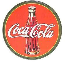 Placa Coca-Cola antigo