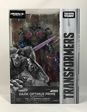 NEW TAKARA Transformers The Last Knight TLK-EX Dark Optimus Prime Limited Color