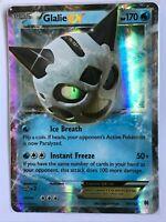 Glalie EX ULTRA RARE 34/162 XY BREAKthrough Pokemon card TCG NM HOLO