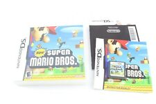 NINTENDO DS DSI New Super Mario Bros PAL Game