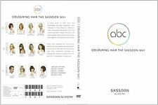 VIDAL SASSOON ABC COLOURING 3 DVDS SET