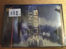 ANCIENT ALIENS SEASON 3 THREE DVD 4 DISC SET 11 HOURS 44 MINUTES NEW SEALED