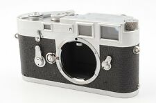 Leica M3 Single Stroke SS Film Rangefinder Camera Body SN963688 From Japan #580