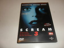 DVD  Scream 3