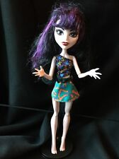 Monster High Create a Monster Vampire Doll Clothes CAM Removable Joints Wig Girl