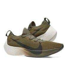 Nike Zoom Vapor Street Flyknit medio Oliva Sequoia UK Size 7.5 AQ1763-201
