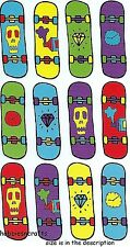 EK SUCCESS STICKO STICKERS-Skateboard-Cool skateboards