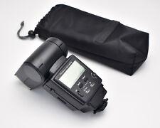 Metz Mecablitz 54 MZ-4N Speedlight Flash with Nikon SCA 3402 M2 Adapter (#3295)