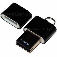 Alluminio Micro Sd USB Lettore di Schede Ultra Mini Adattatore SDHC Microsdhc