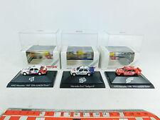 AX759-0,5# 3x Herpa H0 (1:87) CAMIÓN Mercedes/MB: 035965+035798+036214 DTM '94