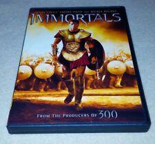 Immortals (DVD, 2012, Widescreen) Henry Cavill,  Freida Pinto, Mickey Rourke