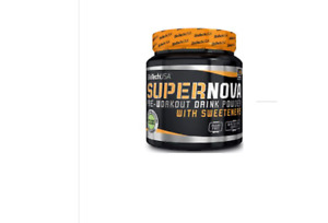 BioTechUSA  Super Nova - 282 grams  Peach