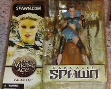 Spawn Dark Ages Valkerie! Brand New! The Viking Age 2002 McFarlane Toys