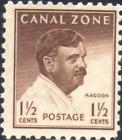 1946 Canal Zone Scott # 137 Mint MNH 0173