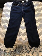 Jaclyn Smith Women's Size 6 Ultra Soft Curvy Jean Stretch Jegging Brand New