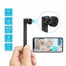 Mini Spy Camera 4K HD WiFi DIY Hidden Video Camera Wireless Security Cameras