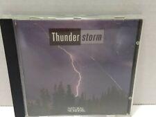 THUNDERSTORM, NATURAL WONDERS, CD